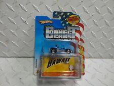 Hot Wheels Connect Cars Hawaii Blue Meyers Manx