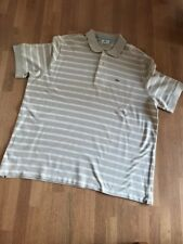 Mens Lacoste Polo Shirt Size 8.....XXL