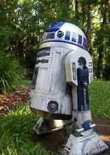 1 STAR WARS Prop LUKE SKYWALKER'S Droid ** R2 D2 ** C3 PO buddy*PROP DROID NICE