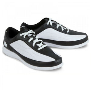 Women's Bowling Shoes Brunswick Bliss Black White Right And Lefthand