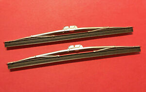 "48 49 50 51 52 53 54 PACKARD 11"" ANCO Clear Flex Vintage Wiper Blade Set"