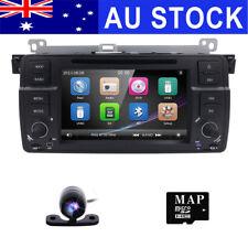 "7"" Car DVD Stereo Player GPS For BMW 3er E46 MG ZT DVR/DVB-T 3G iPod RDS 7162TA"
