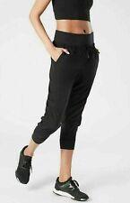 NEW Athleta Attitude Crop Pant Size 6P Black Lightweight Stretch Pants NWT
