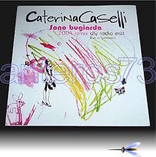 """CATERINA CASELLI """"SONO BUGIARDA 2004"""" VINILE MIX 12"""" - MINT"""