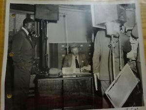 vintage JACKIE ROBINSON STORY 1950 JR-63 Jackie Robinson & Alfred Green