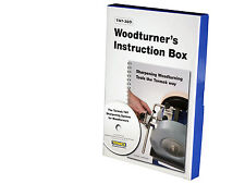 TORMEK  How-To Sharpen Woodturner's Tools: DVD and Book