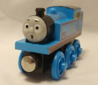 Thomas & Friends Wooden Train Railway 2003 Rare Surprised Face Thomas Near Mint