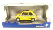 Fiat 500 Taxi NYC (yellow) 1965 1:18 Solido