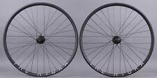 H Plus Son Hydra Road CX Gravel Bike Disc Wheelset SRAM 900 Hubs Thru axle & QR