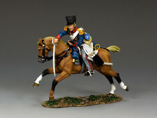 King and Country NA427 KGL Dragoon with Sabre Down 1/30