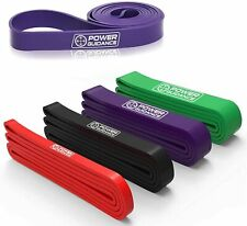 4Pcs Exercise Bands Pull Up Assist Bands - Heavy Duty Resistance Band