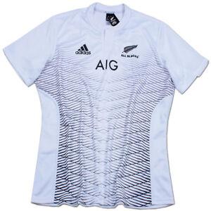adidas Herren All Blacks Shirt Away Trikot Neuseeland New Zealand Rugby XXXL 3XL