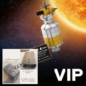 LEGO ~ VIP Exclusive ~ NASA Ulysses Space Probe 5006744 ~ CONFIRMED ORDER