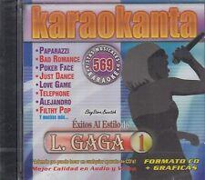 Lady Gaga 1 Karaokanta Karaoke Nuevo