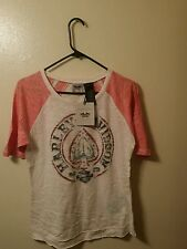 Harley davidson t shirt large woman