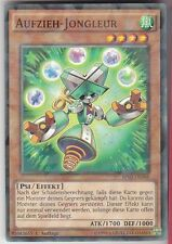 YU-GI-OH Aufzieh Jongleur Shatterfoil BP03-DE086