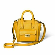 3.1 Phillip Lim For Target Yellow Mini Satchel Handbag  💛NWT SOLD OUT!💛IN HAND