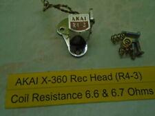 Akai X-360 Reel To Reel Record Head (R4-3) Used