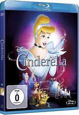 CINDERELLA (Walt Disney) Blu-ray Disc NEU+OVP