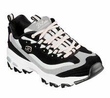Skechers Women's D'Lites Cool Change Memory Foam Air Cooled Walking Shoes 13143
