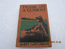 Vintage~Frank on a Gunboat