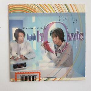 DAVID BOWIE : THURSDAY's CHILD (REMIXED) ╚ CD Single Promo ╝