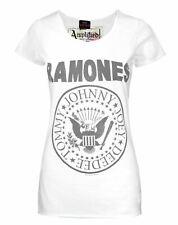 Amplified Ramones Seal Logo Women's T-Shirt