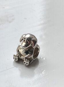 Chamilia Solid Silver 926 Puppy Dog Charm