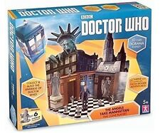 Doctor Who TV, Movie & Video Game Action Figure Playsets