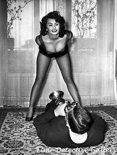 Actress Sophia Loren (15) - Celebrity Photo Print