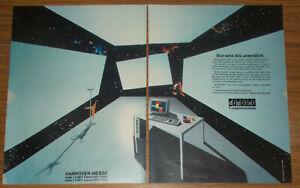 Seltene Werbung DIGITAL COMPUTERSYSTEME ALLES-IN-1 Vax-Rechner Workstations 1985