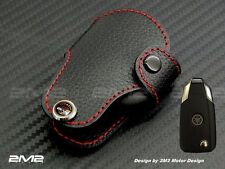 Leather key fob holder case chain cover FIT For YAMAHA 2015 TMAX 530 XP TMAX 500