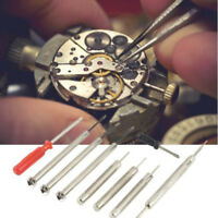 8/16pcs Watch Band Strap Bracelet Link Pins Spring Bar Remover Adjuster Repair