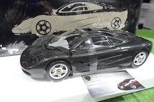 McLAREN F1 ROAD CAR 1993 noir au 1/18 de MINICHAMPS 530133420 voiture miniature