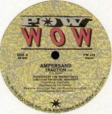 AMPERSAND - Traction - Pow Wow