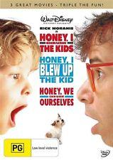 Honey, I Shrunk The Kids Trilogy (DVD, 2009, 3-Disc Set)