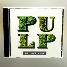 Pulp - We Love Life - musik cd album