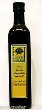 Steirer Gold 100% Pure Styrian Pumpkin Seed Oil, Cholesterol Free, Health Diet