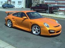 PORSCHE 997.2 GT RS WIDE BODY KIT UPDATE 996 CARRERA, TURBO WING SPOILER BUMPER