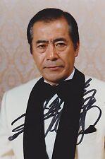 Toshiro Mifune  Autograph, Original Hand Signed Photo