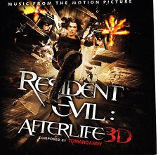 Resident Evil:After Life 3D-2010 -Original Movie Soundtrack- CD