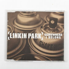 Linkin Park - Somewhere I Belong 3 Track CD Single. USED!