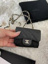 Chanel Mini Flap Bag Necklace/belt