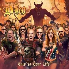 A  Tribute to Ronnie James Dio: This Is Your Life [Digipak] by Various...