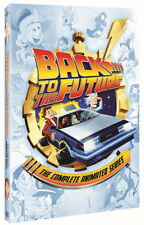 Back To The Future: The Complete Animated Series (2015, DVD NUEVO)4 D (REGION 1)