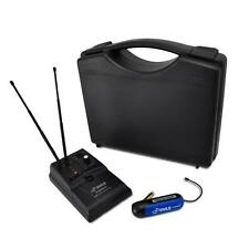 Pyle PDWMG46 Premier Series UHF Wireless Guitar/Instrument Bug Transmitter