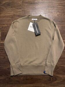 Loopwheeler x Freemans Sporting Club Sage Sweatshirt Size Medium NWT