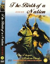 The Birth of a Nation (1915) D.W. Griffith / Lillian Gish DVD NEW *FAST SHIPPING