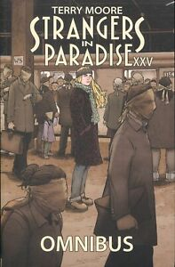 STRANGERS IN PARADISE XXV OMNIBUS SC TERRY MOORE NEW / UNREAD / SEALED