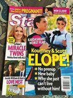 Star Magazine Celine Dion Kourtney Kardashian November 8, 2010 BRAND NEW